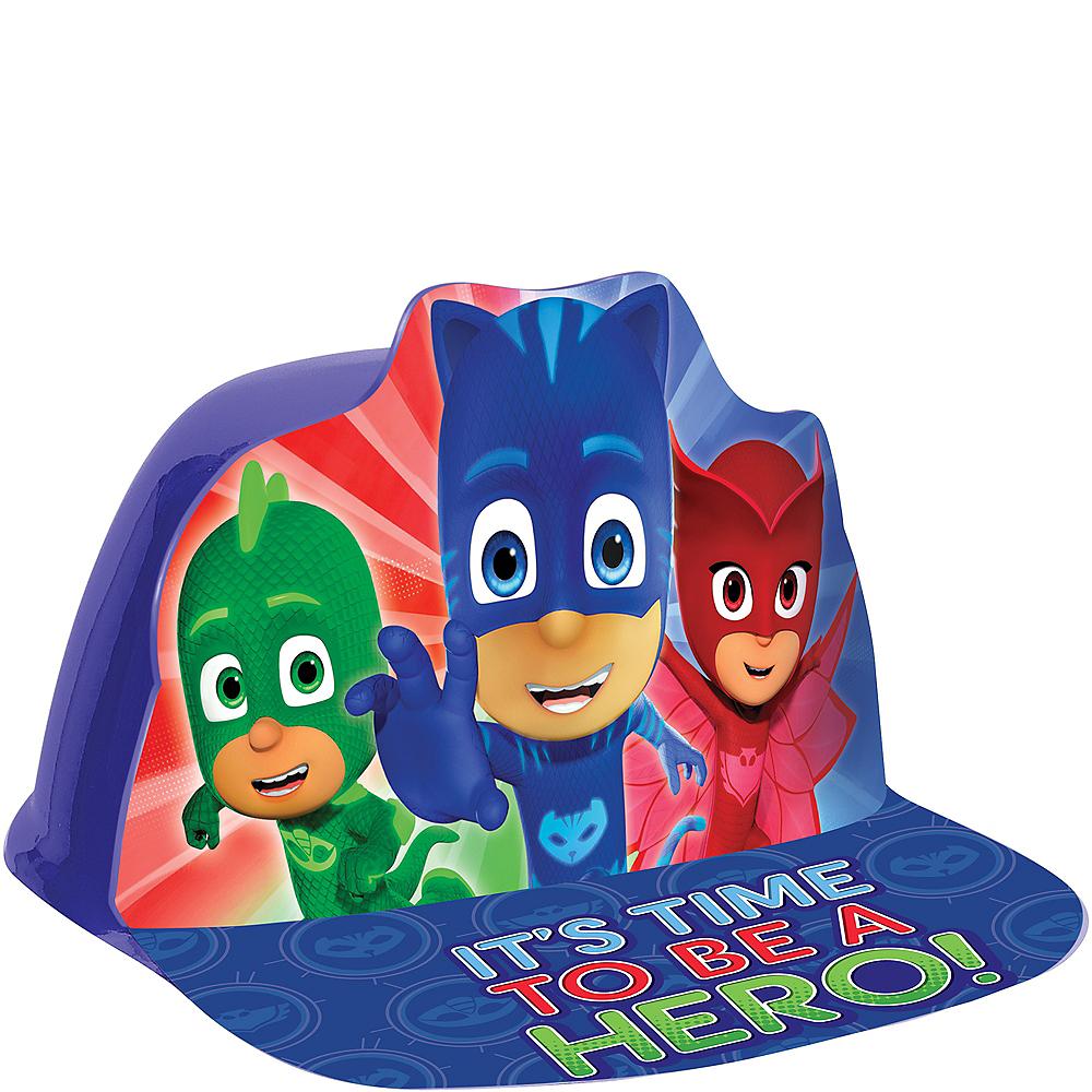 PJ Masks Plastic Hat Image #1