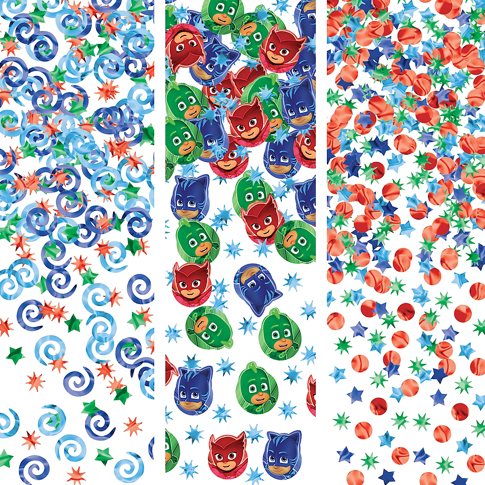 Nav Item for PJ Masks Confetti Image #1
