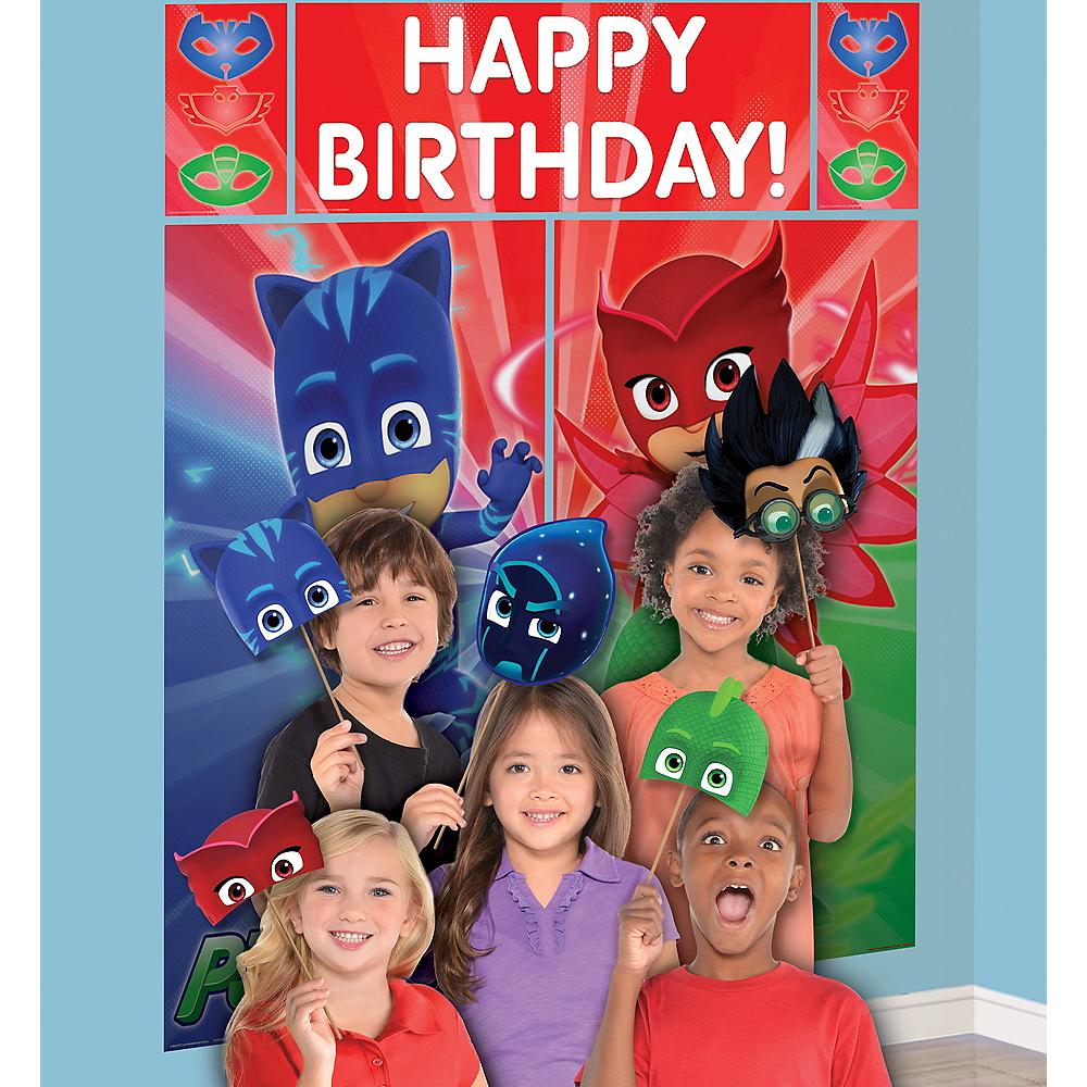 PJ Masks Photo Booth Kit 17pc Image #1