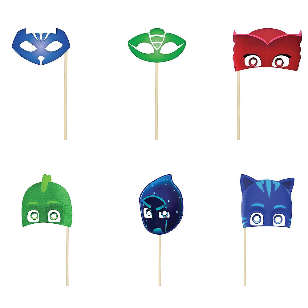 PJ Masks Photo Booth Kit 17pc Image #2