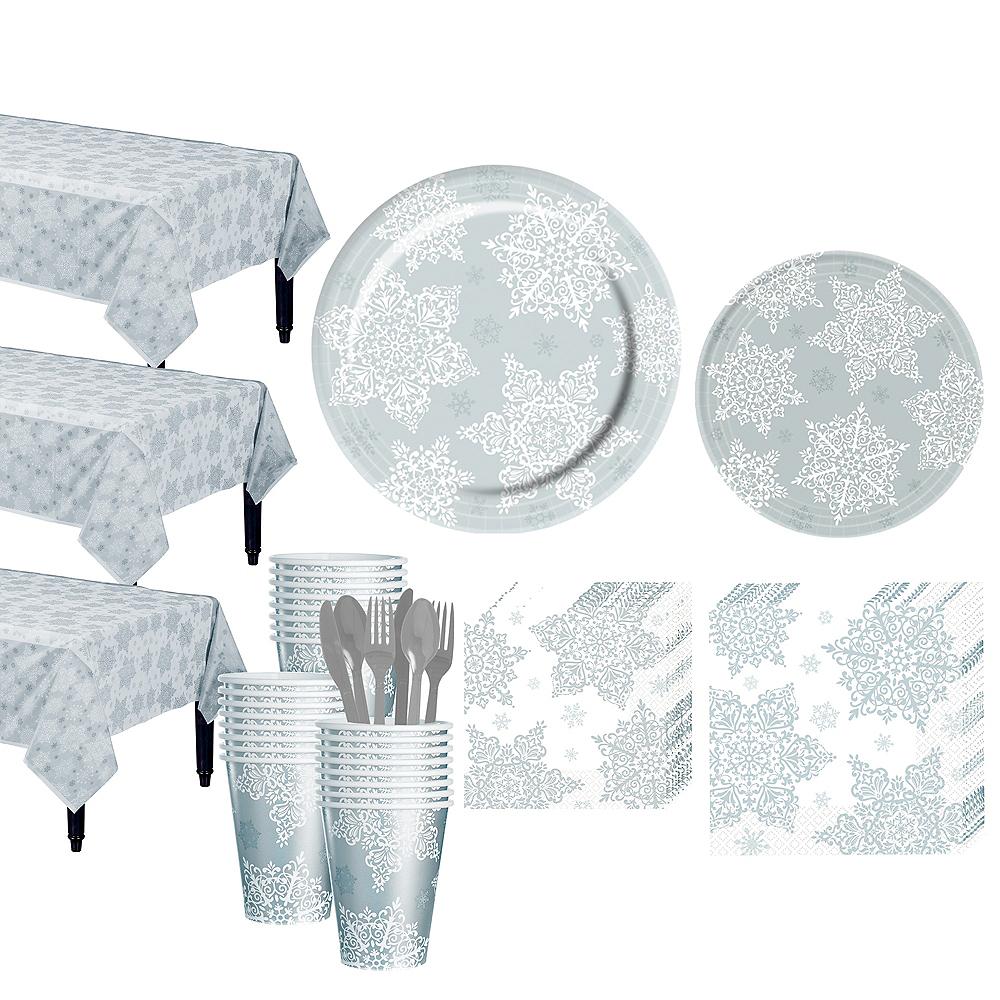 Shining Season Tableware Kit for 50 Guests Image #1