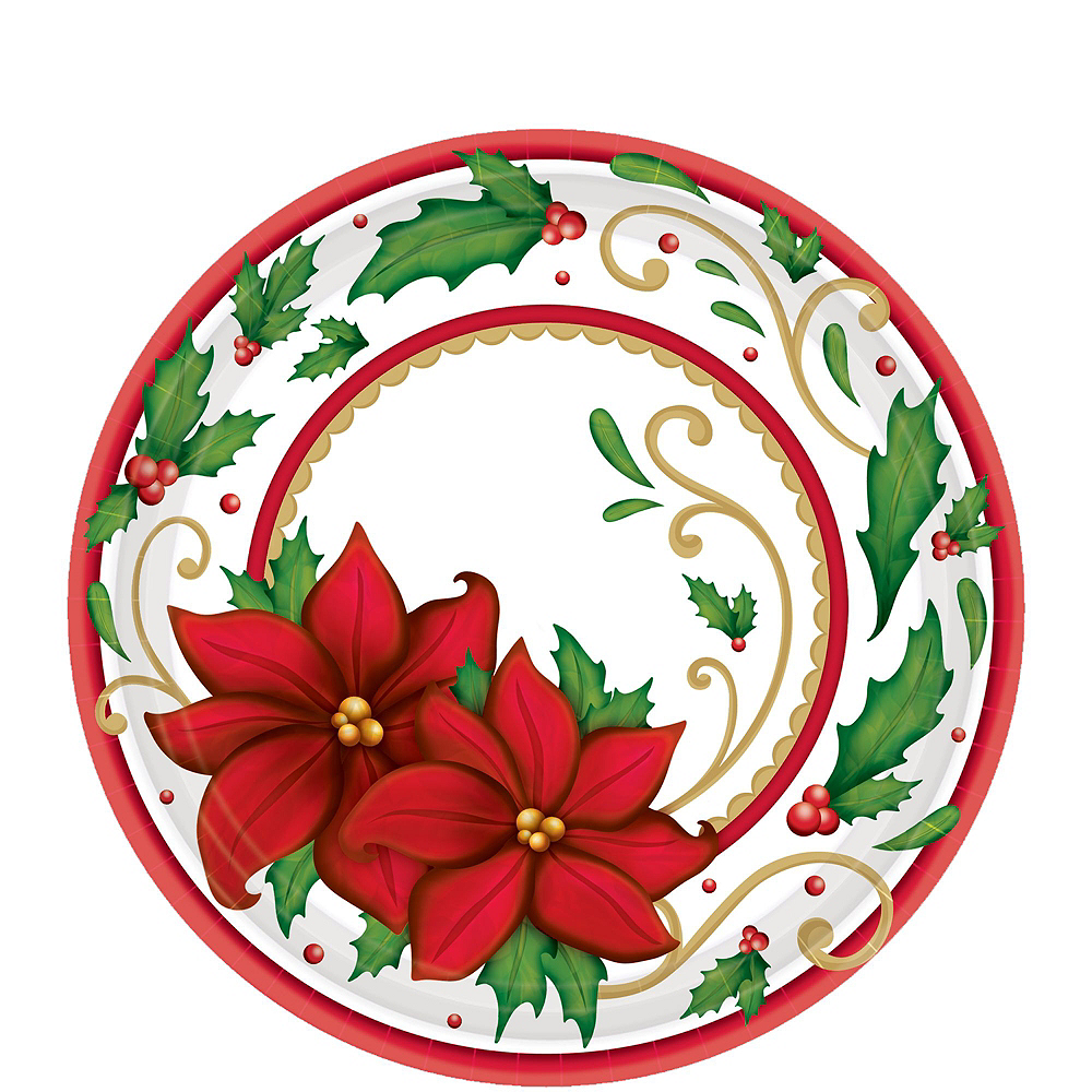 Winter Botanical Tableware Kit for 50 Guests Image #2