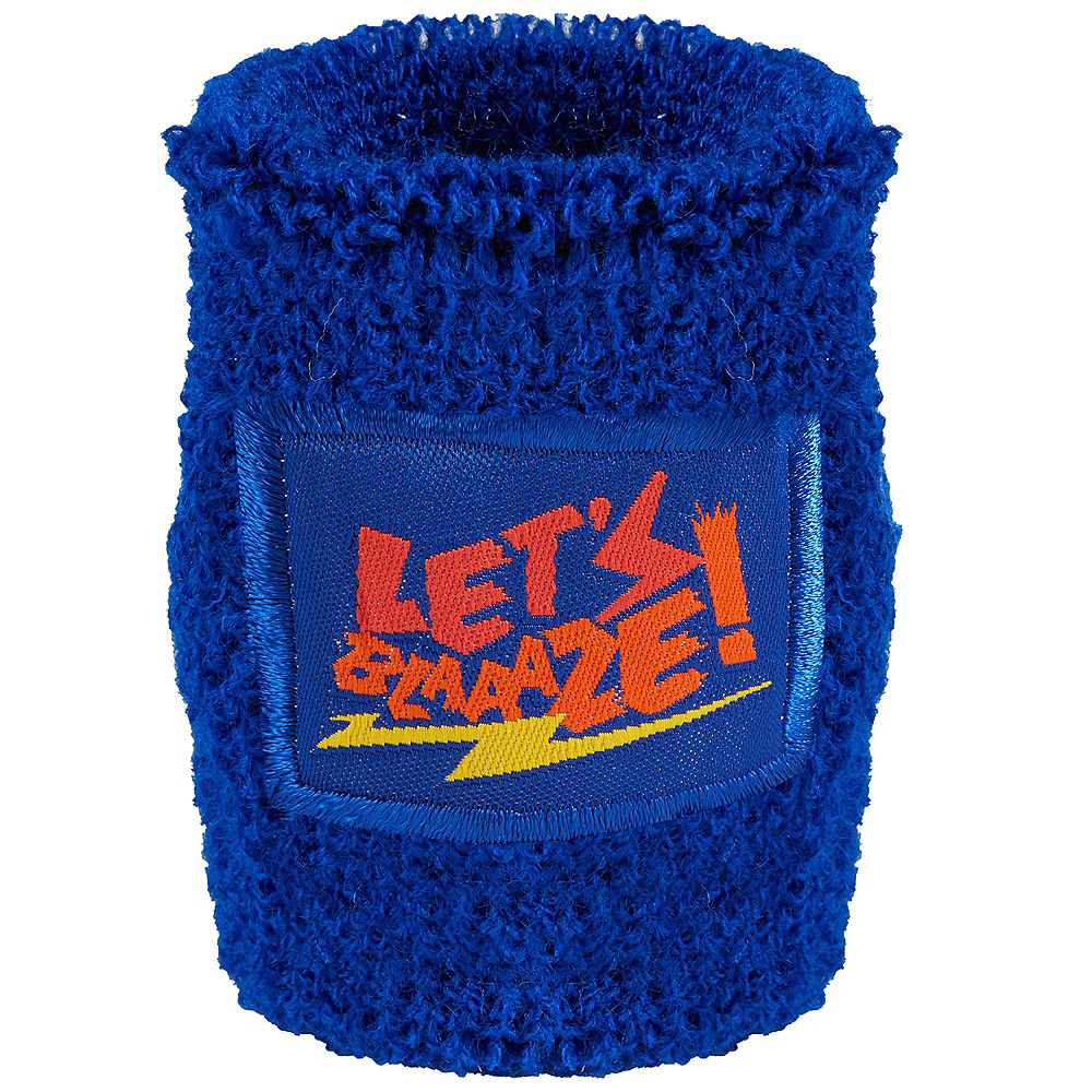 Blaze and the Monster Machines Sweatbands 8ct Image #1