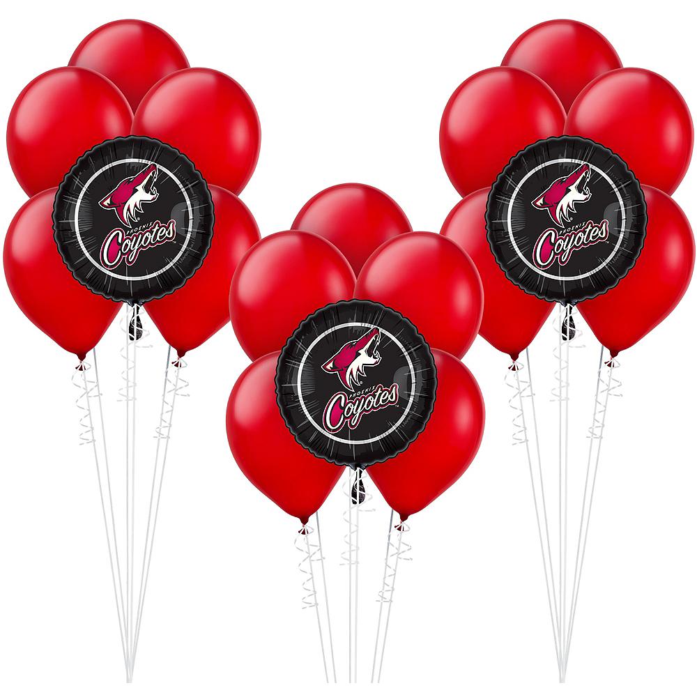 Arizona Coyotes Balloon Kit Image #1