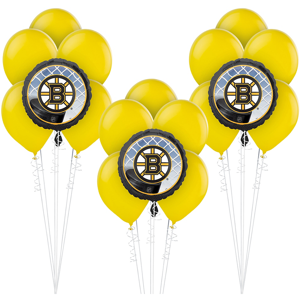 Boston Bruins Balloon Kit Image #1
