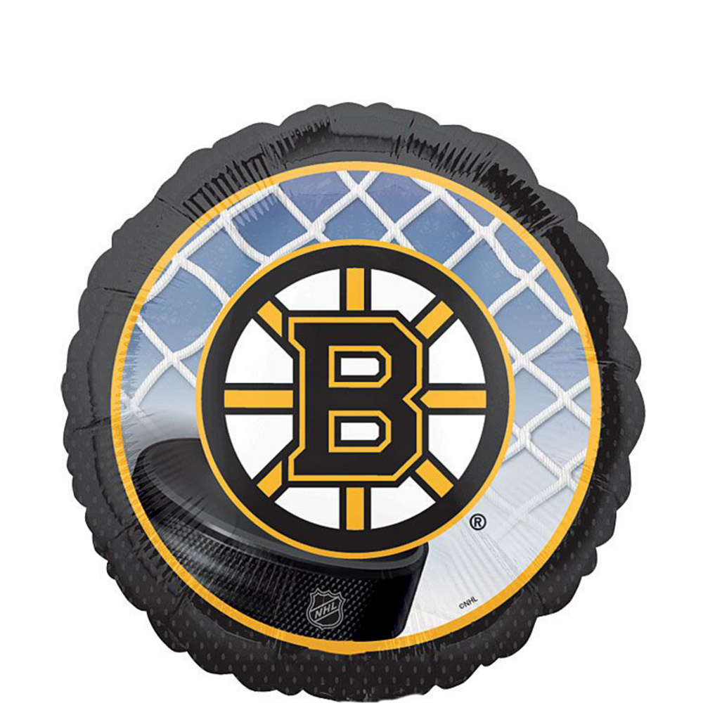 Boston Bruins Balloon Kit Image #3