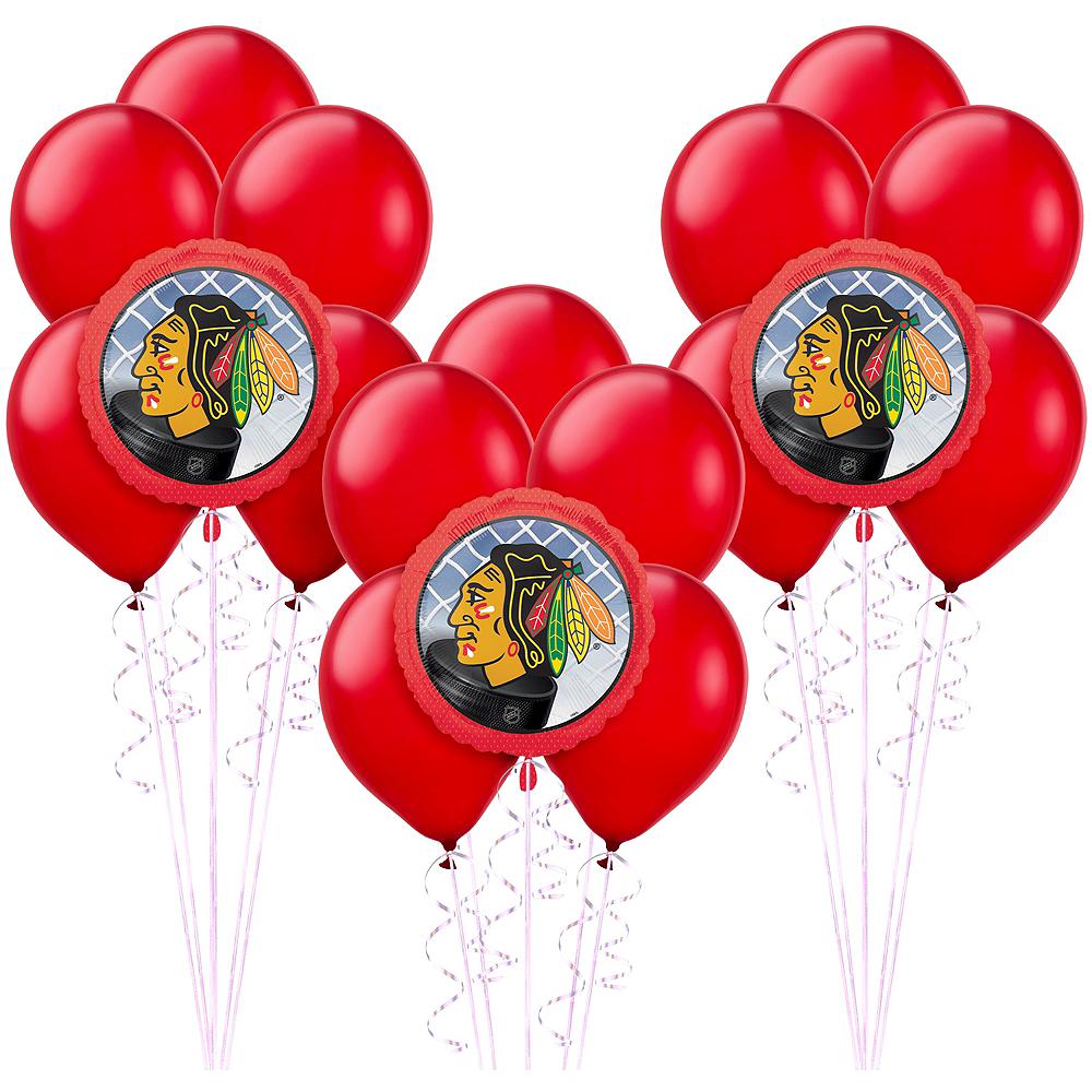 Chicago Blackhawks Balloon Kit Image #1