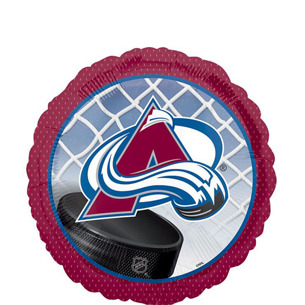 Nav Item for Colorado Avalanche Balloon Kit Image #3