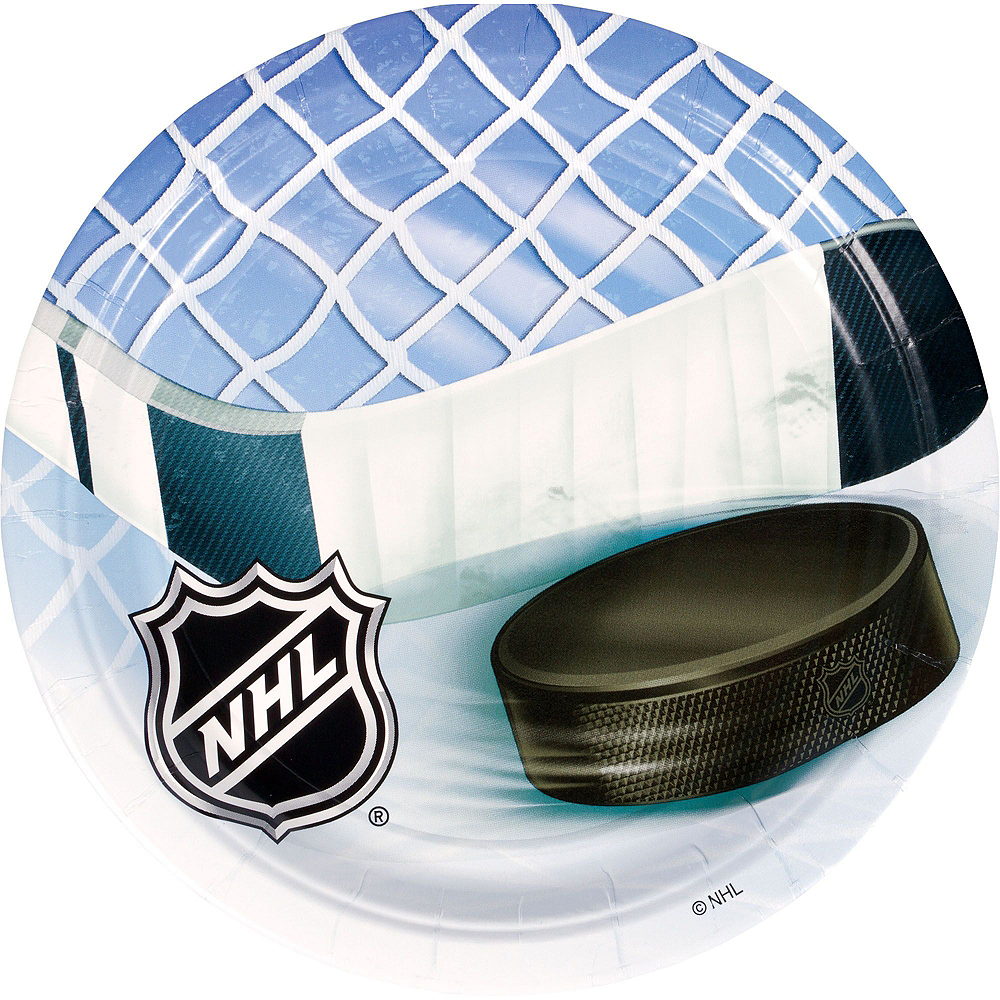 Super Detroit Red Wings Party Kit for 16 Guests Image #3