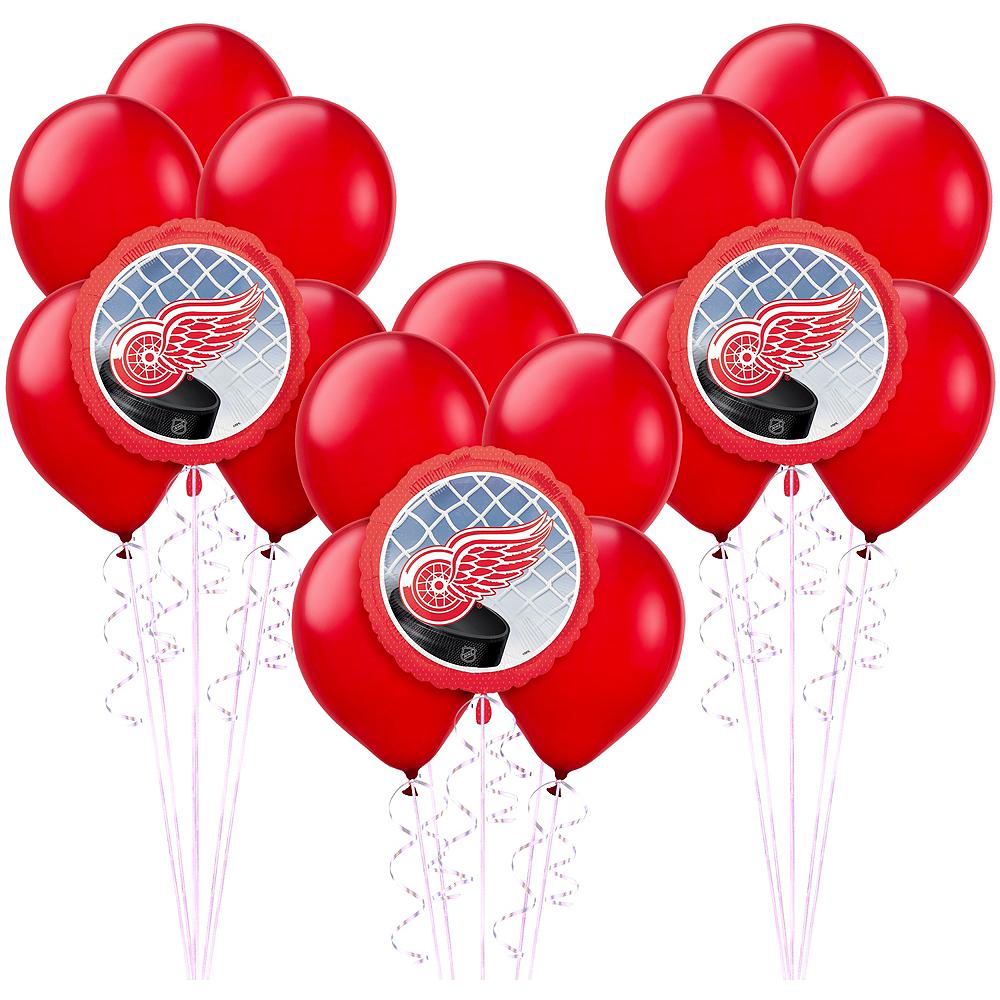 Detroit Red Wings Balloon Kit Image #1