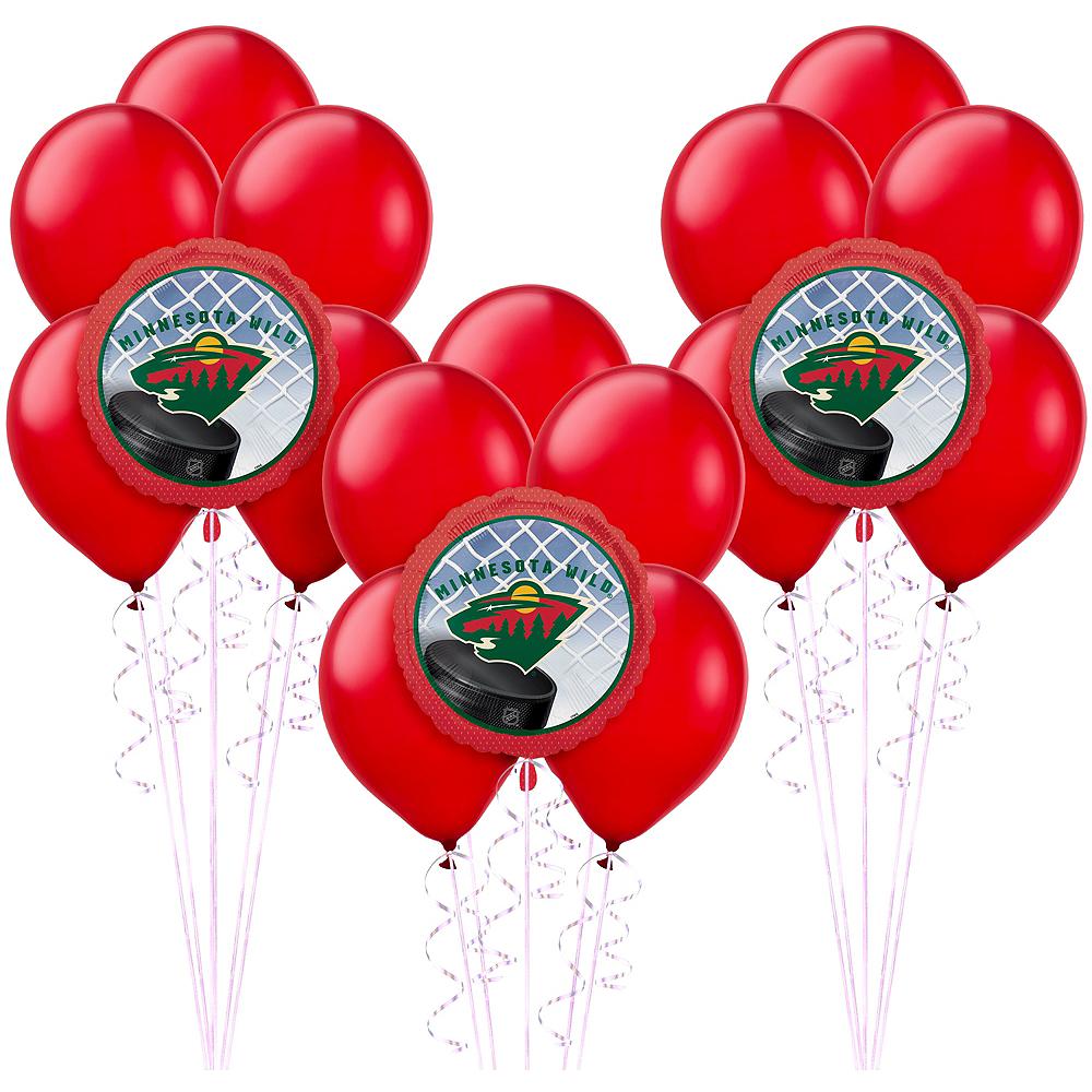 Minnesota Wild Balloon Kit Image #1