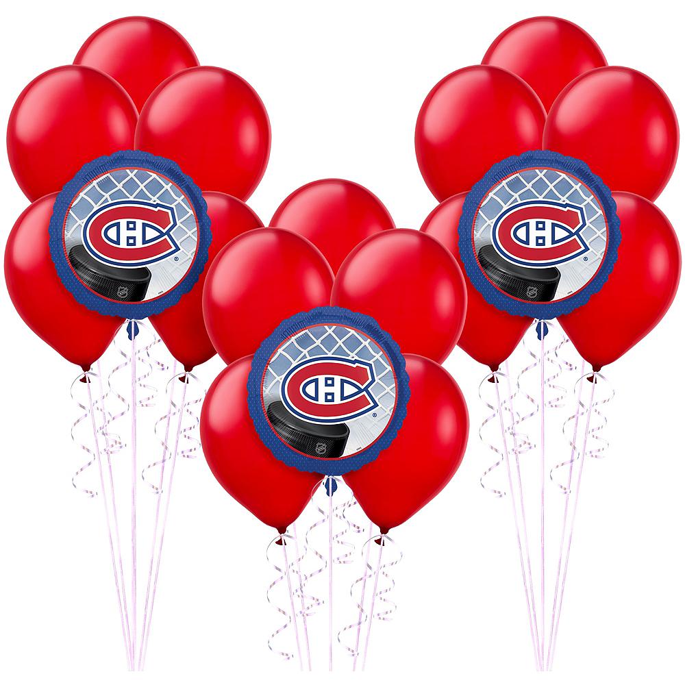 Montreal Canadiens Balloon Kit Image #1