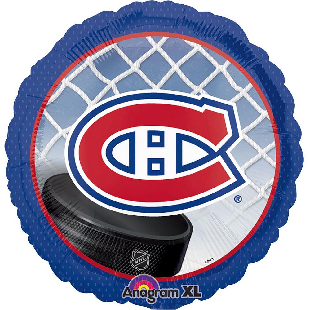 Montreal Canadiens Balloon Kit Image #3