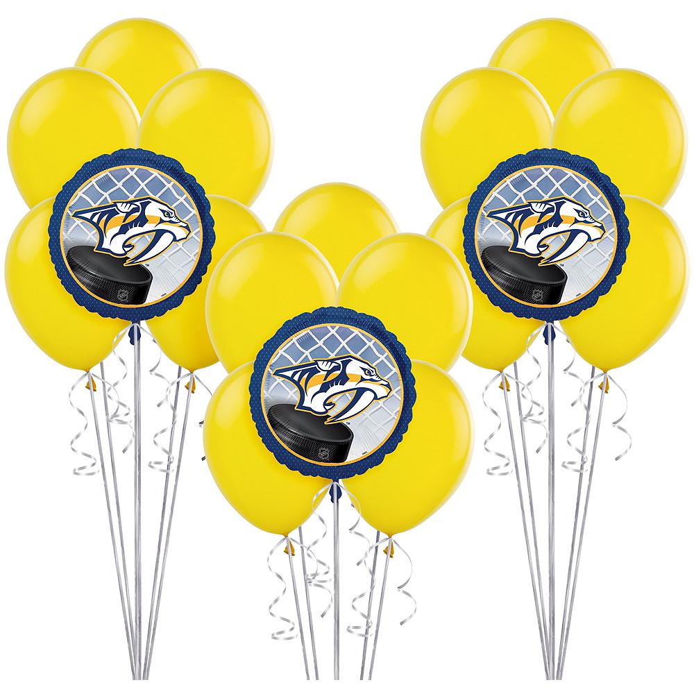 Nashville Predators Balloon Kit Image #1