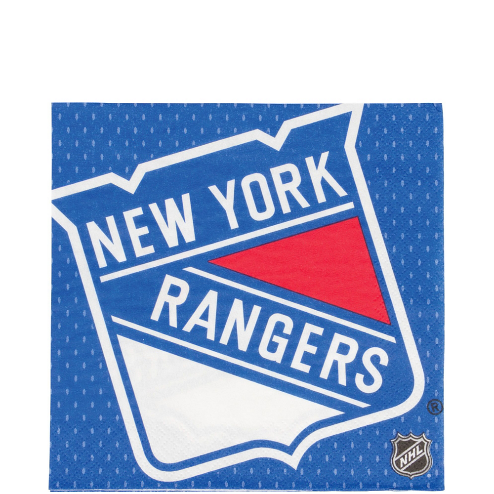 New York Rangers Party Kit for 16 Guests Image #5