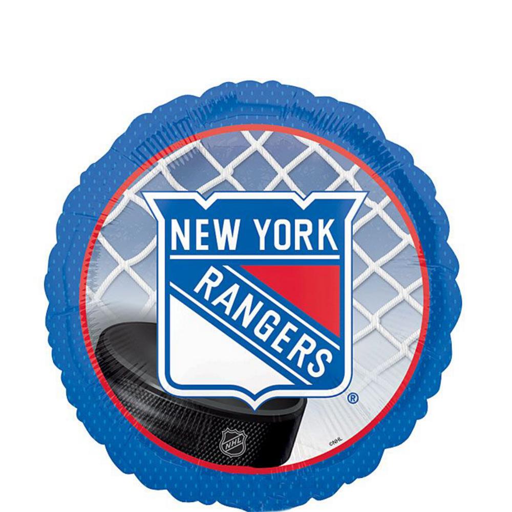 New York Rangers Balloon Kit Image #3