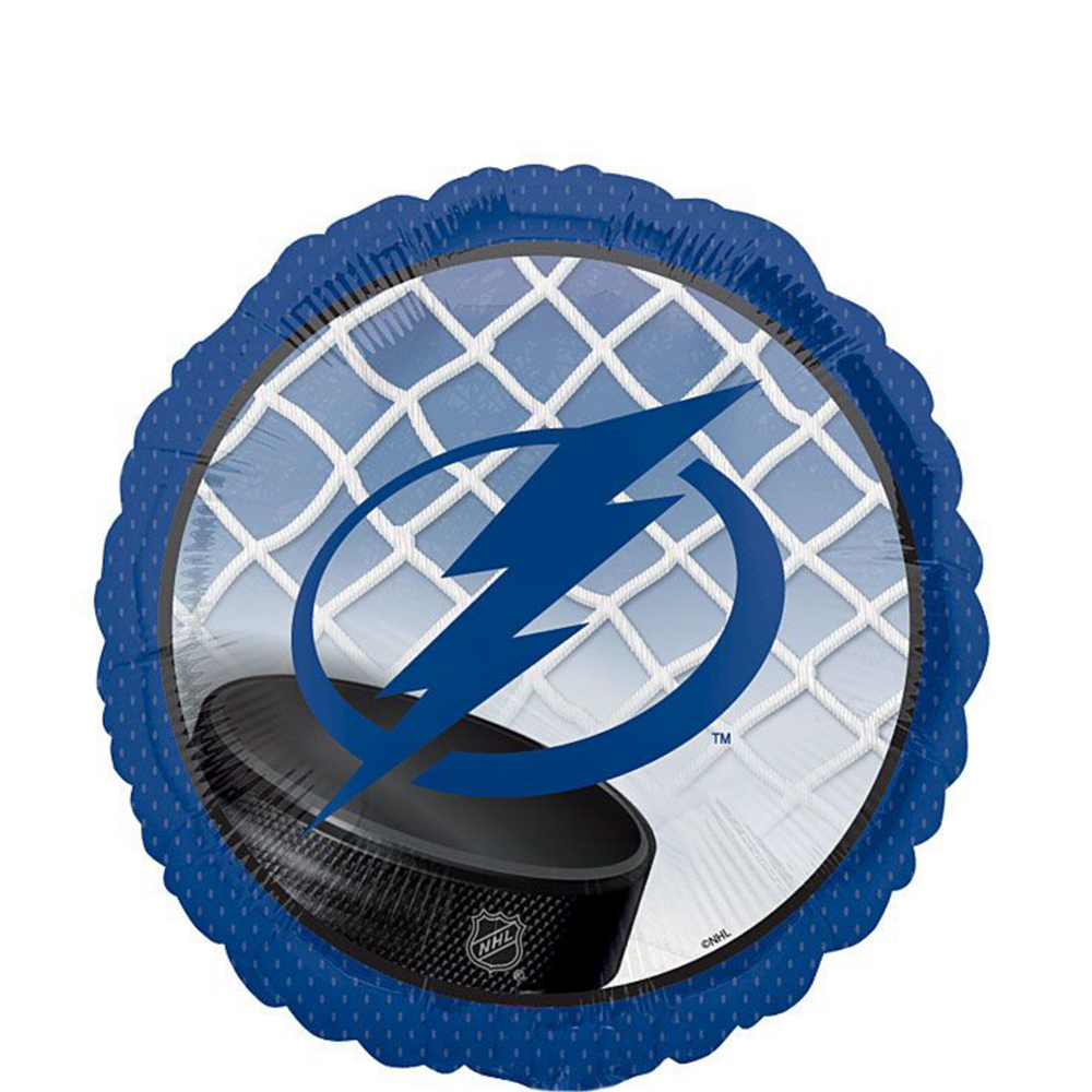 Tampa Bay Lightning Balloon Kit Image #3