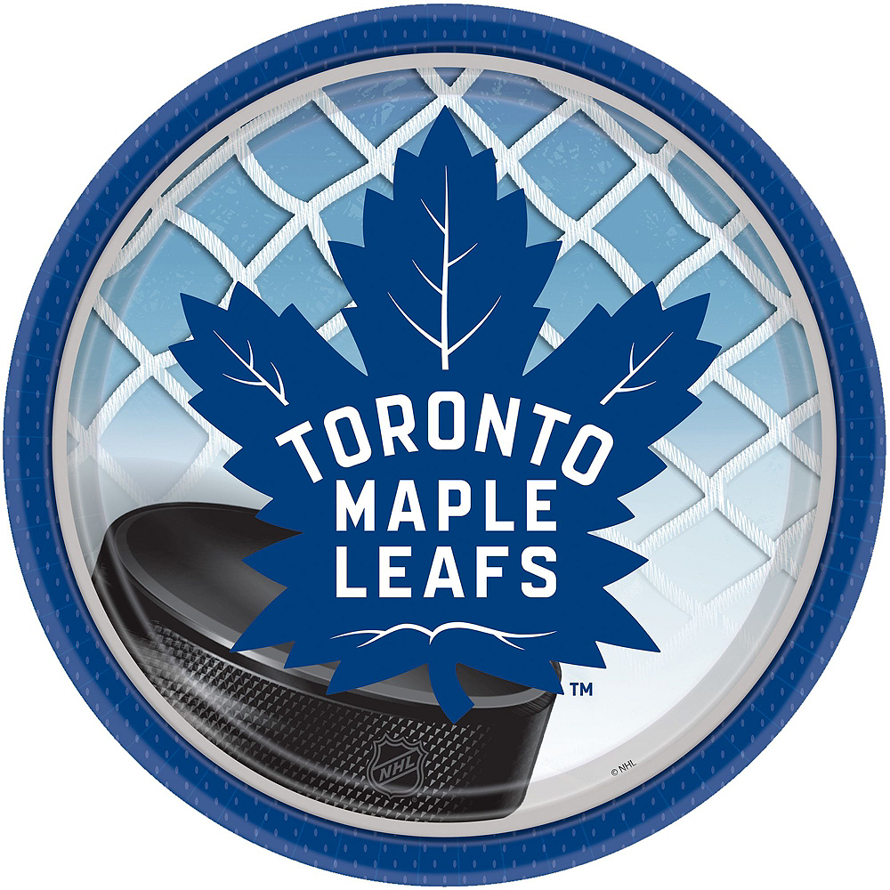 Super Toronto Maple Leafs Party Kit for 16 Guests Image #3