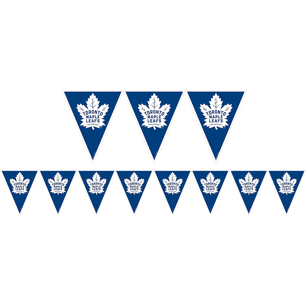Super Toronto Maple Leafs Party Kit for 16 Guests Image #10
