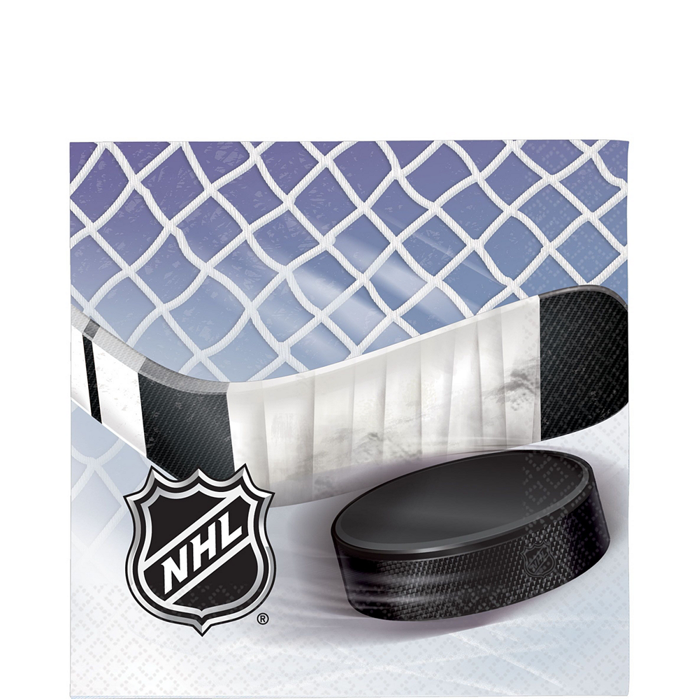 NHL Hockey Party Kit for 8 Guests Image #4