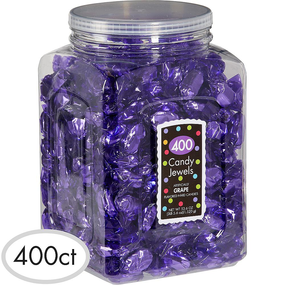 Purple Candy Jewels 400ct Image #1