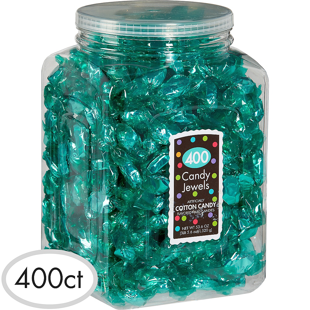 Robin's Egg Blue Candy Jewels 400ct Image #1