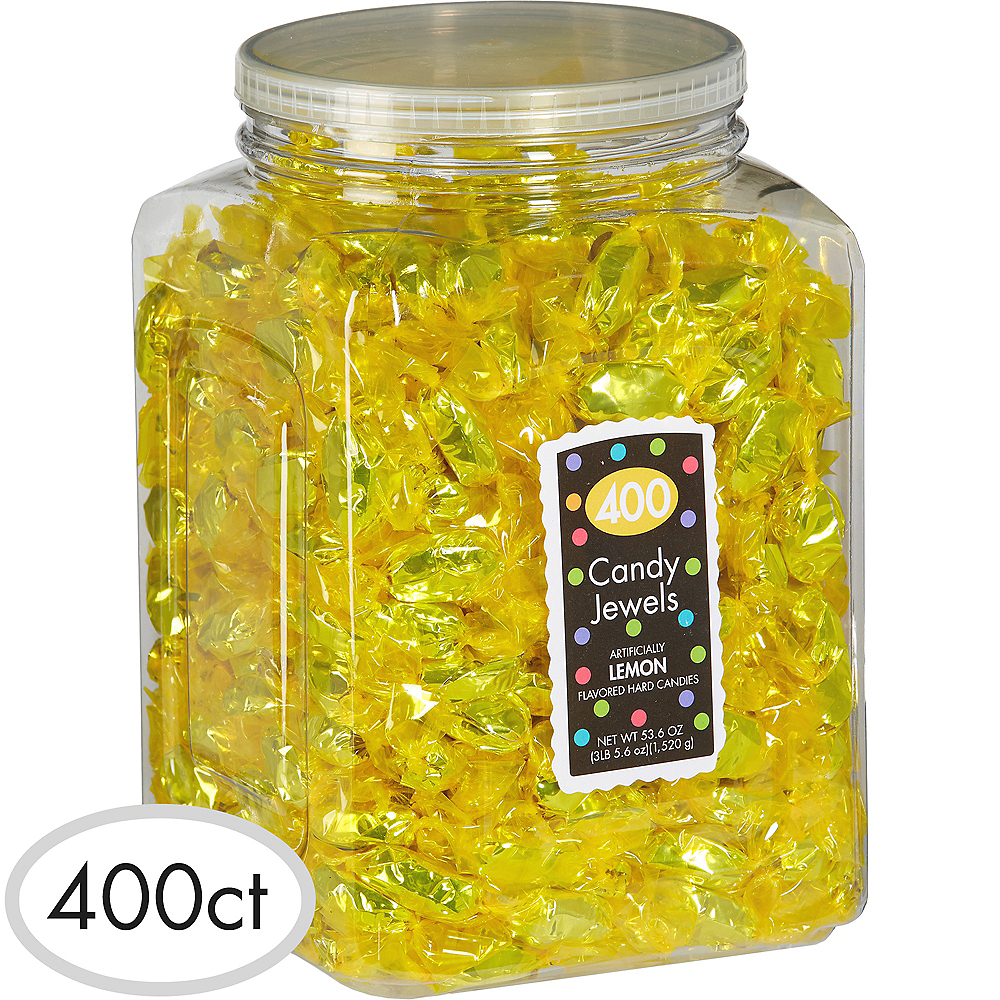Yellow Candy Jewels 400ct Image #1