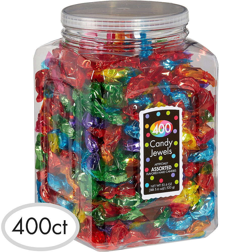 Rainbow Candy Jewels 400ct Image #1