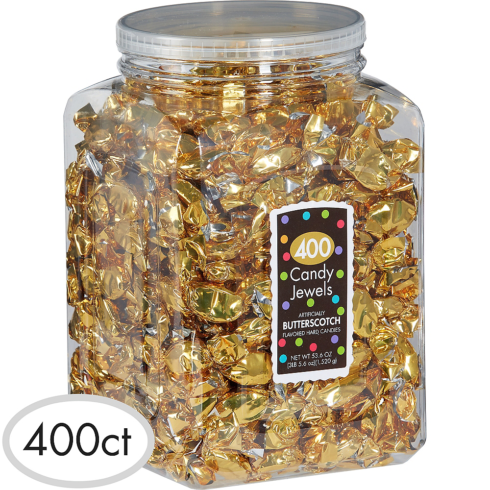 Gold Candy Jewels 400ct Image #1