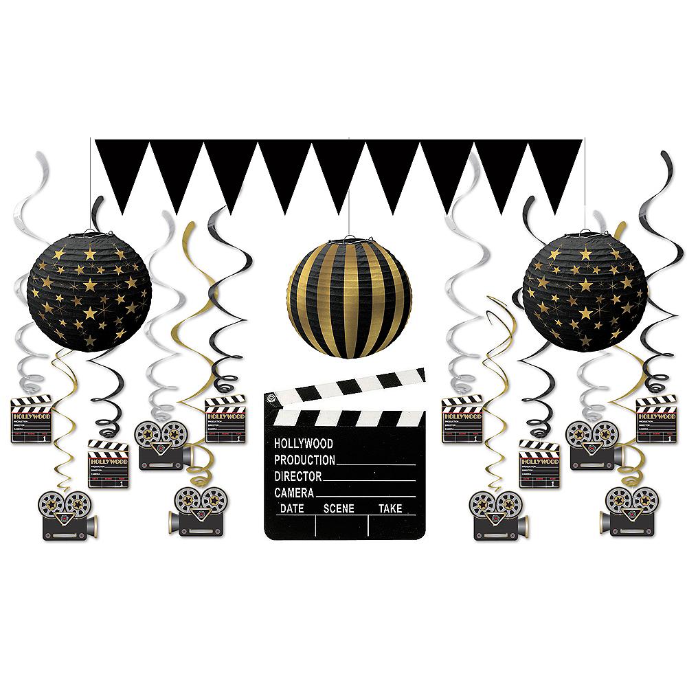 Clapboard Hollywood Basic Decorating Kit Image #1