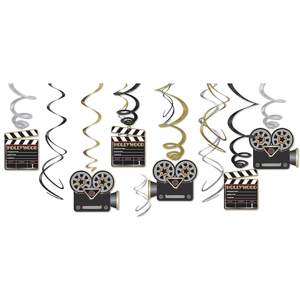 Clapboard Hollywood Basic Decorating Kit Image #4