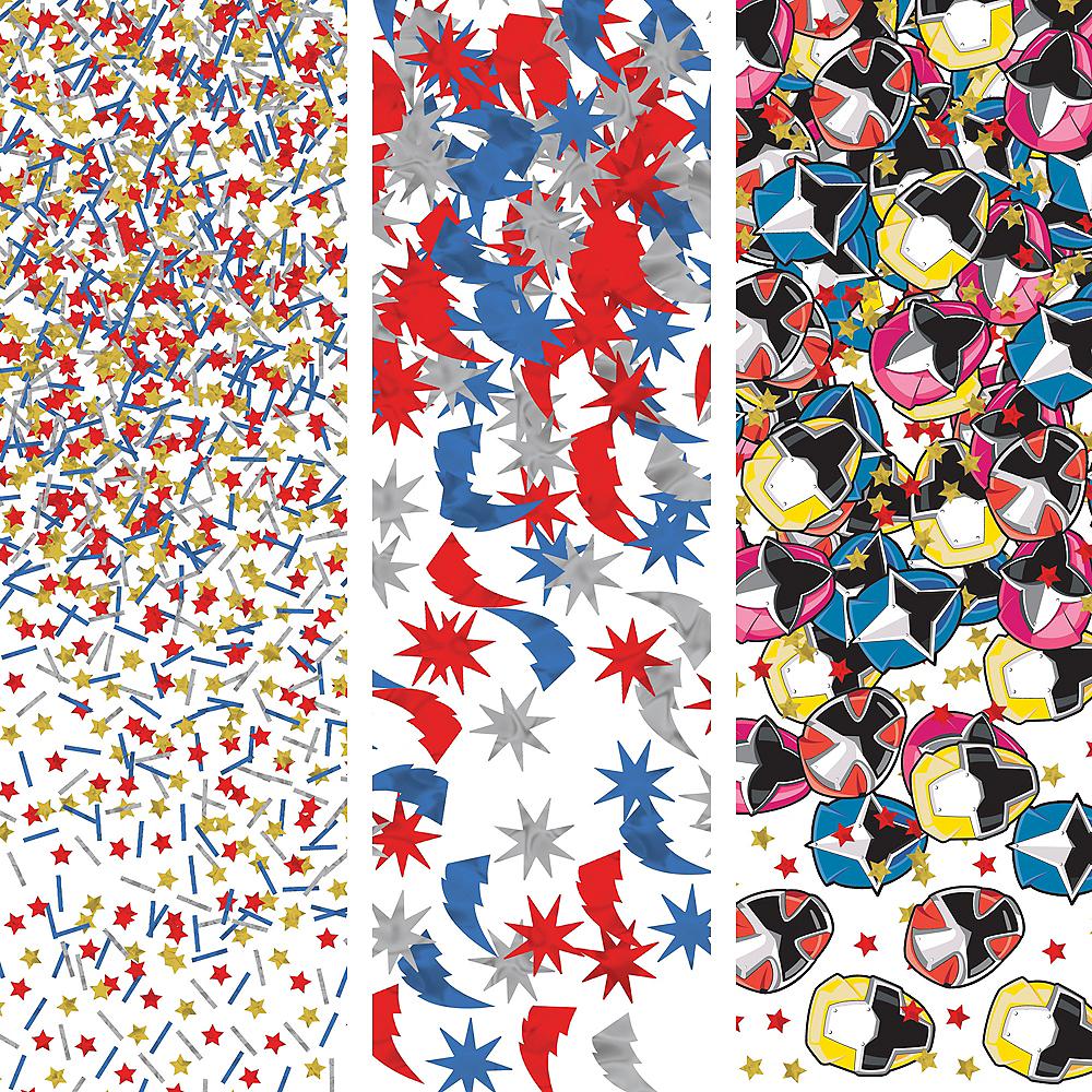 Power Rangers Ninja Steel Confetti Image #1