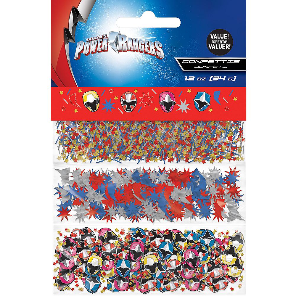 Power Rangers Ninja Steel Confetti Image #2