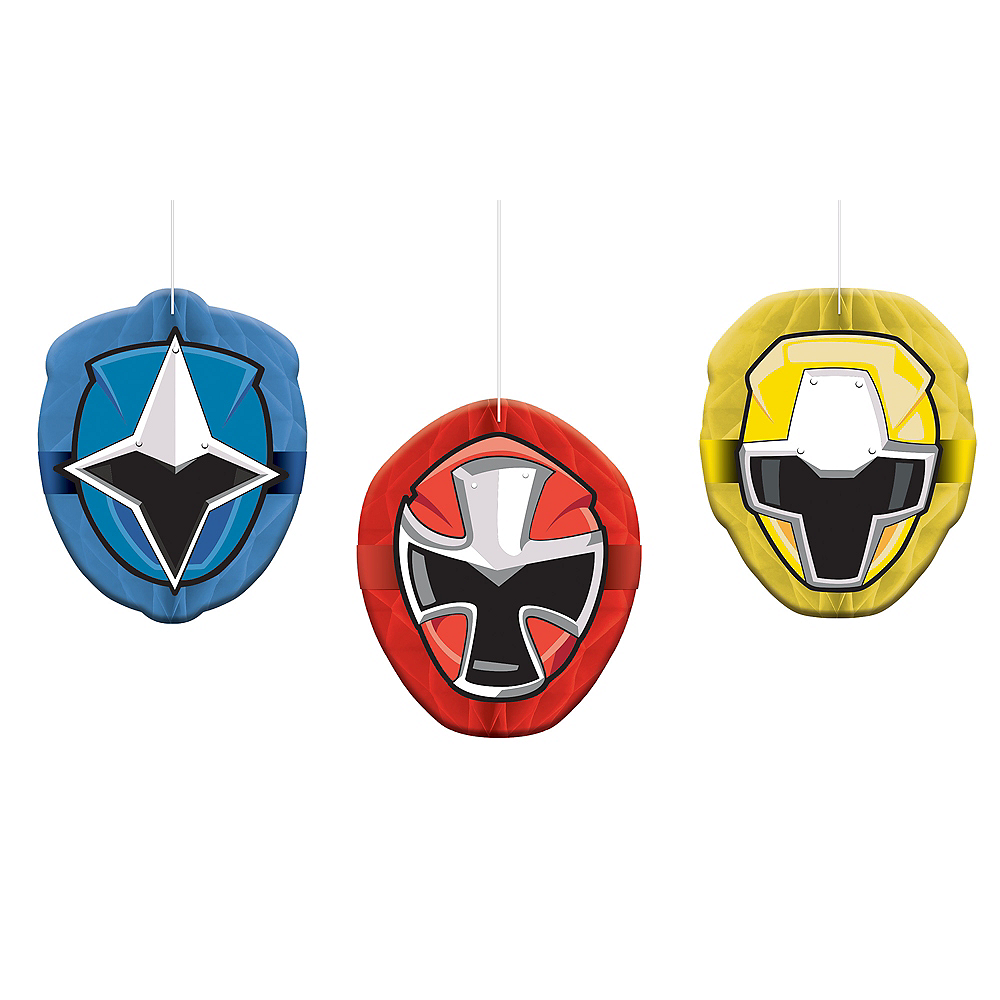 Nav Item for Power Ranger Ninja Steel Honeycomb Balls 3ct Image #1