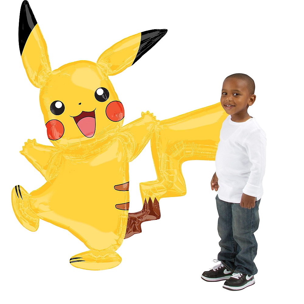 Nav Item for Giant Gliding Pikachu Balloon Image #1