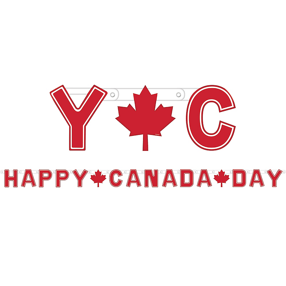 Nav Item for Canada Day Letter Banner Image #1