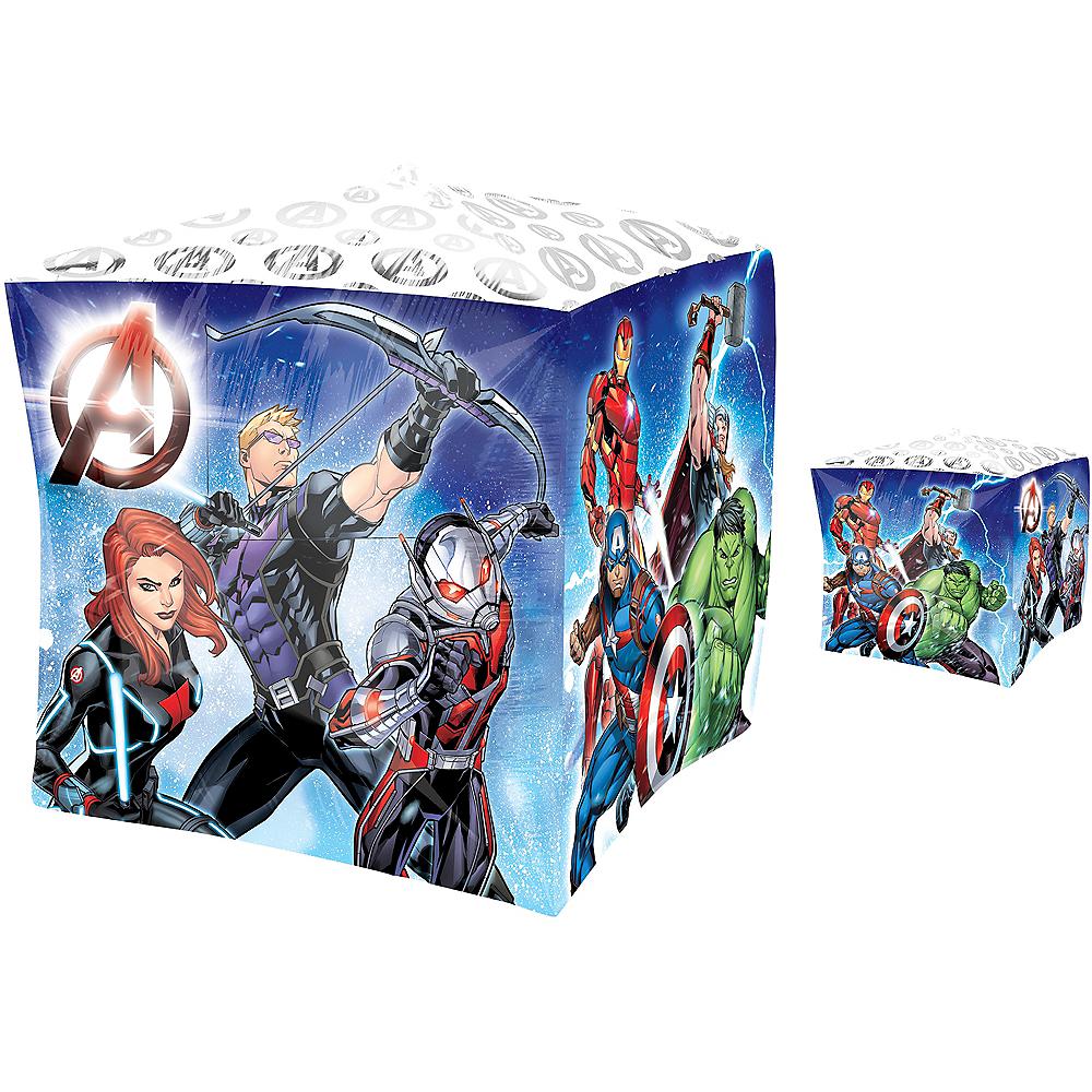 Avengers Birthday Balloon - Cubez Image #1