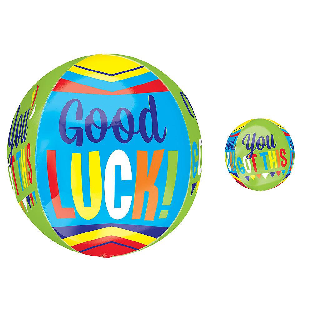 Good Luck Balloon - Orbz Image #1