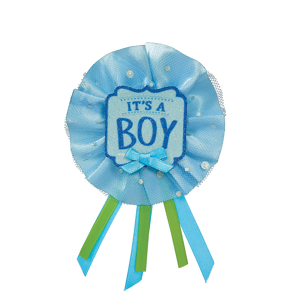 It's a Boy Award Ribbon Image #1