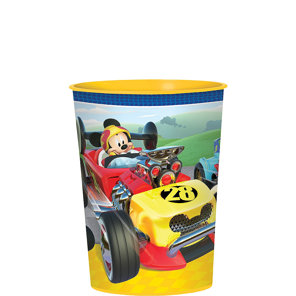 Mickey Mouse Roadster Favor Cup Image #1