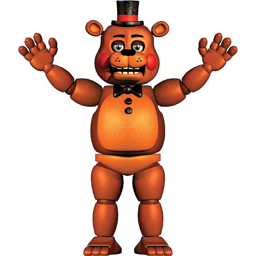Jointed Freddy Fazbear Cutout - Five Nights at Freddy's Image #1
