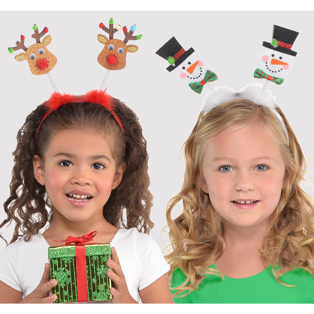 Child Christmas Headband Accessory Kit Image #2