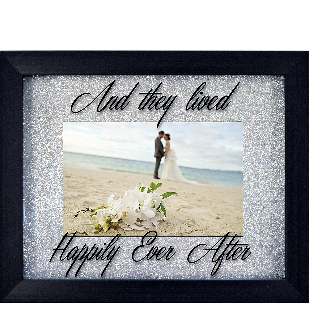 Nav Item for Happily Ever After Photo Frame Image #1