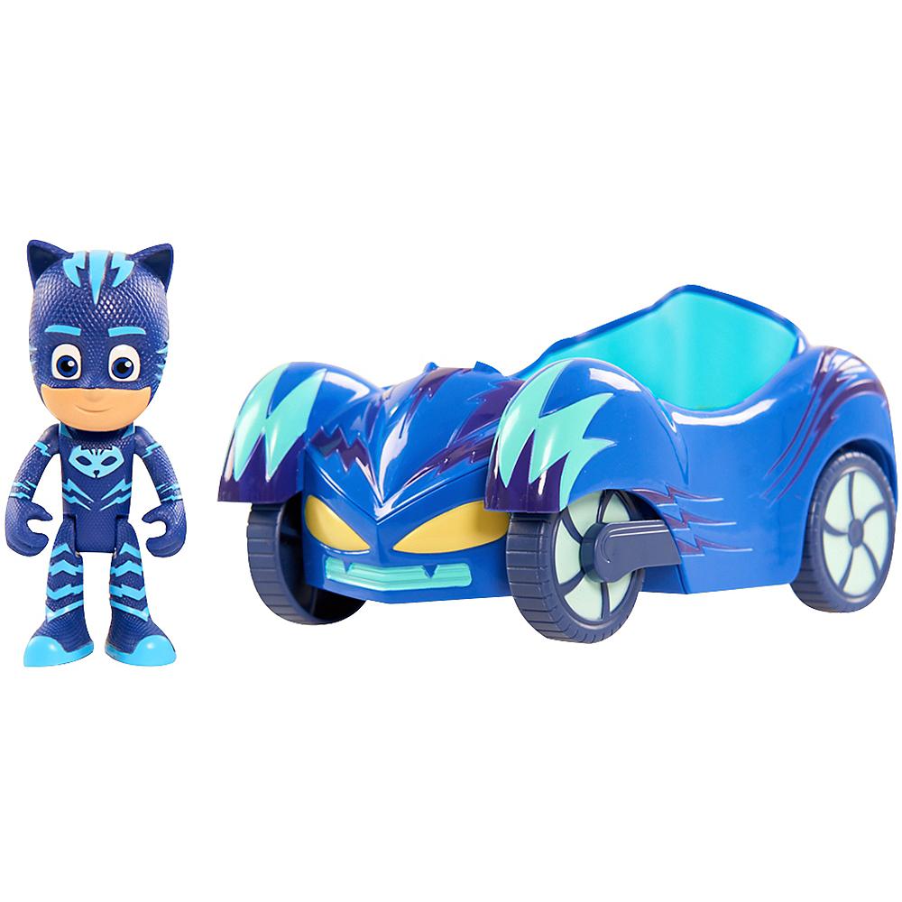Cat-Car & Catboy Playset 2pc - PJ Masks Image #1