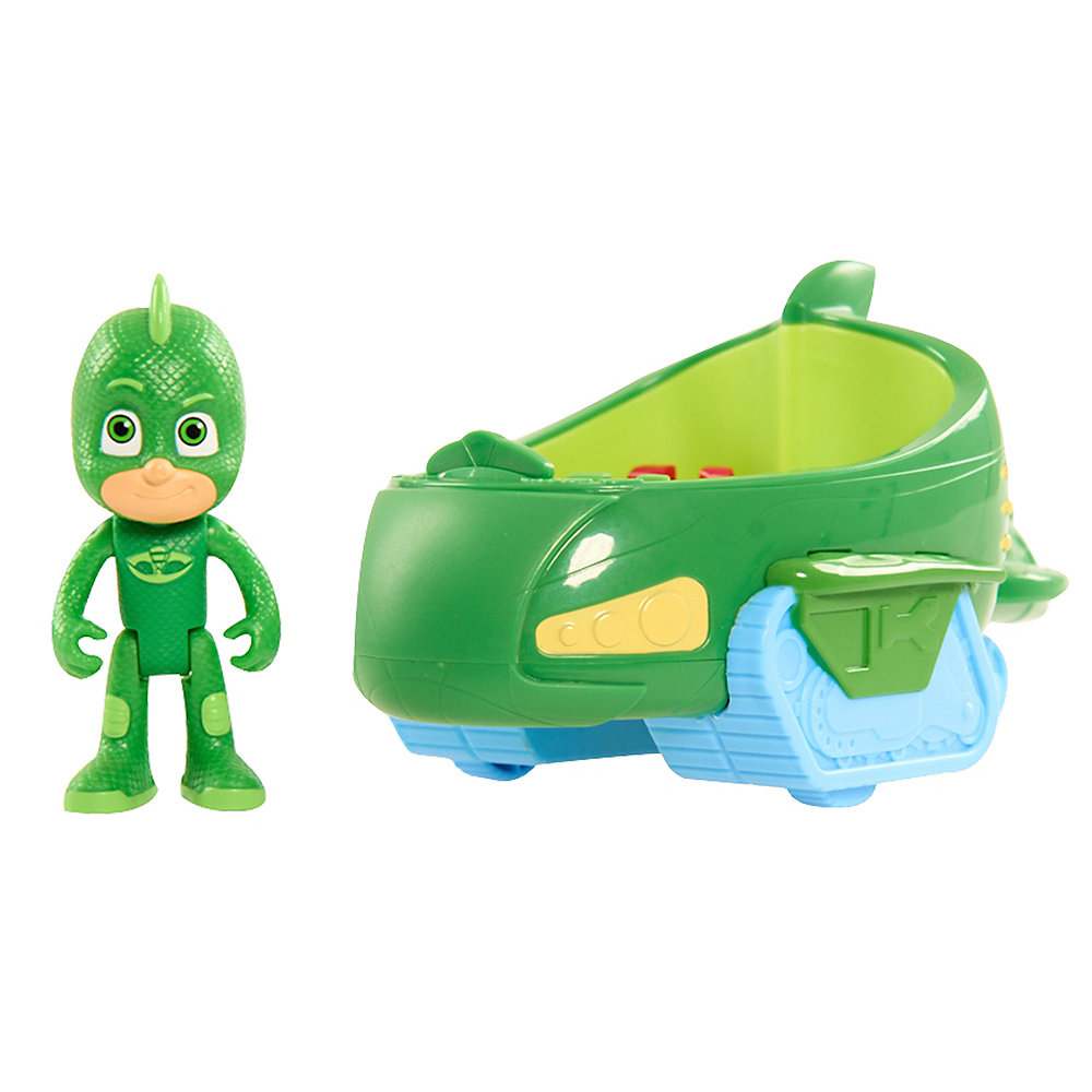 Nav Item for Gekko-Mobile & Gekko Playset 2pc - PJ Masks Image #1