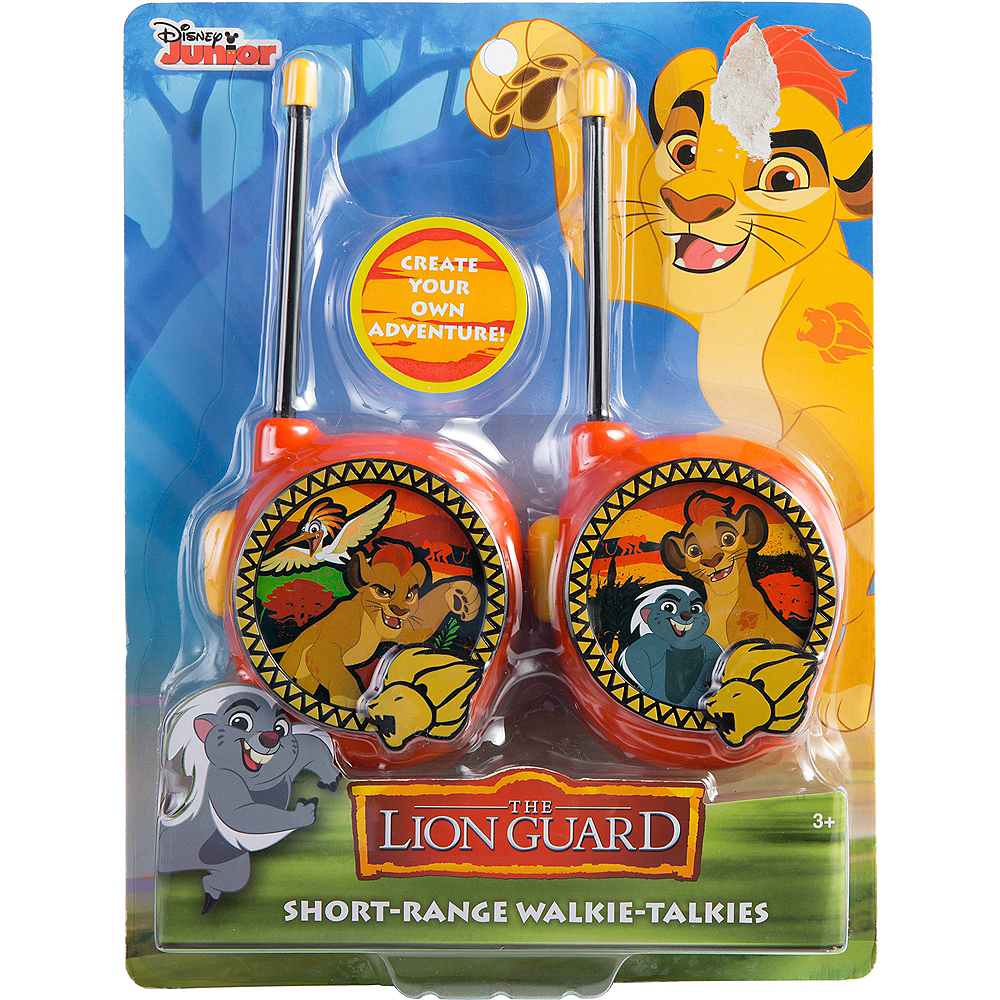 Lion Guard Walkie Talkies 2ct Image #2