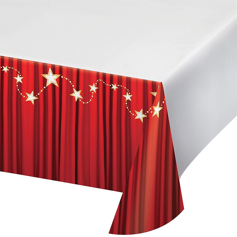 Hollywood Movie Night Table Cover Image #2