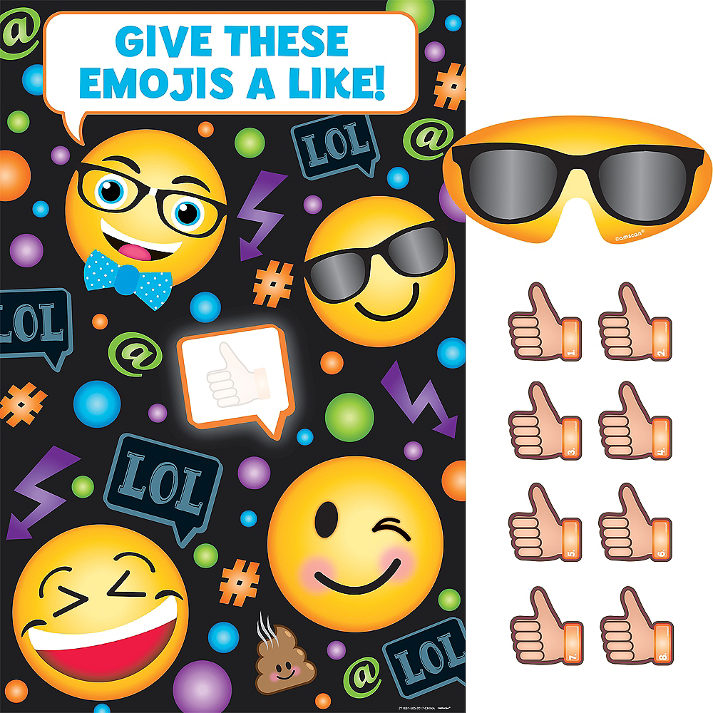 Smiley Party Game Image #1