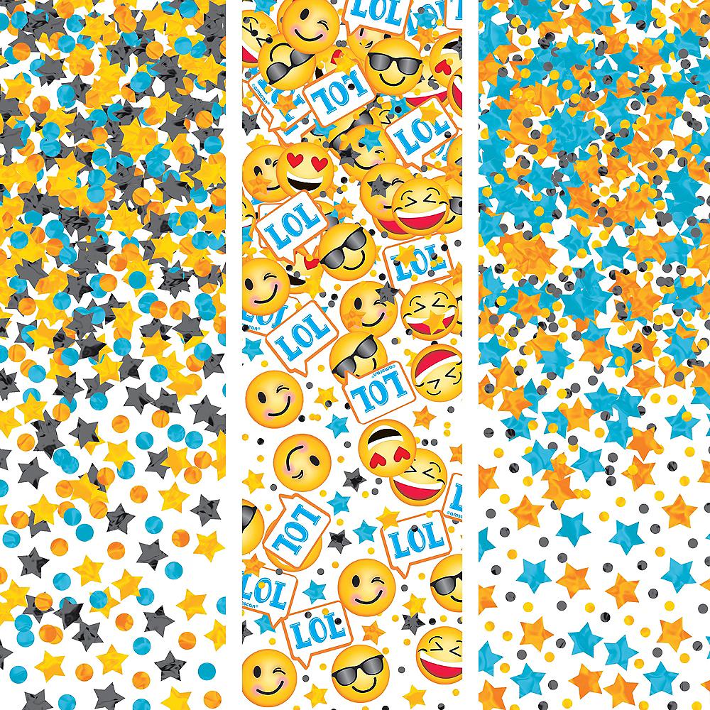 Smiley Confetti Image #1