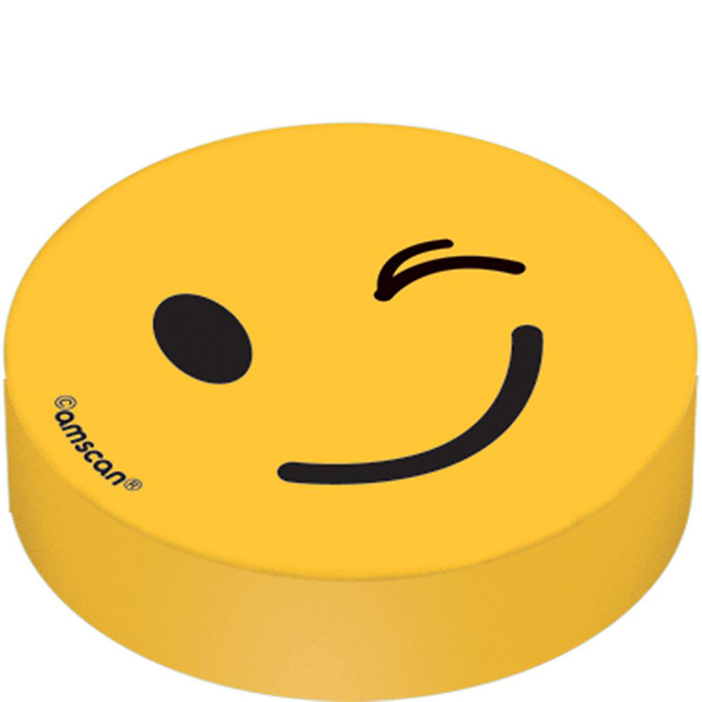 Winky Smiley Giant Eraser Image #1